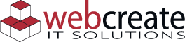 Logo webcreate IT SOLUTIONS